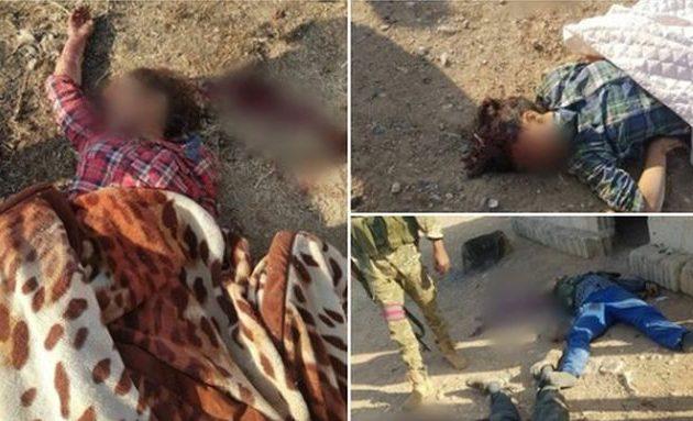Τζιχαντιστές του Ερντογάν εκτέλεσαν, βίασαν και σκύλευσαν πλήρωμα ασθενοφόρου (βίντεο)
