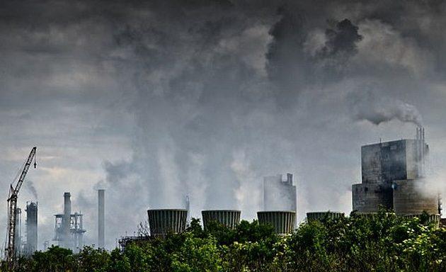 Η ατμοσφαιρική ρύπανση σκότωσε 400.000 ανθρώπους στην Ευρώπη το 2016
