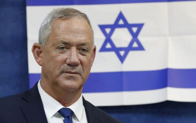 Ο Γκαντς ζήτησε από τους βουλευτές του Νετανιάχου να τον στηρίξουν για πρωθυπουργό του Ισραήλ