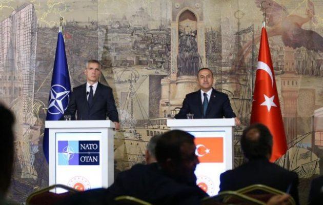 Ο Στόλτενμπεργκ συμβούλεψε την Τουρκία να σφάζει «με αυτοσυγκράτηση» τους Κούρδους