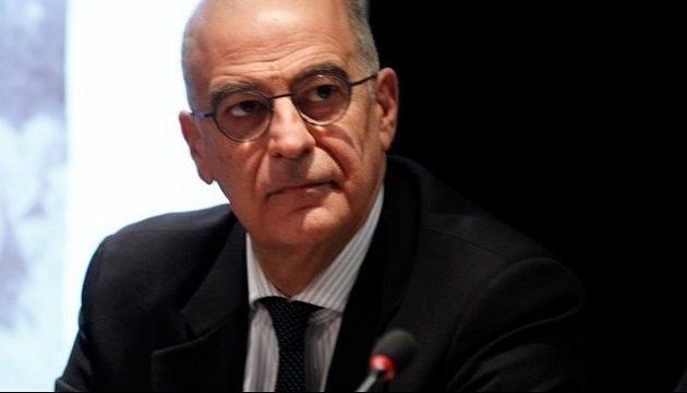 Δένδιας κατά Τουρκίας: Η Ελλάδα δεν είναι έρμαιο εκβιασμού – Τι είπε για Πρέσπες
