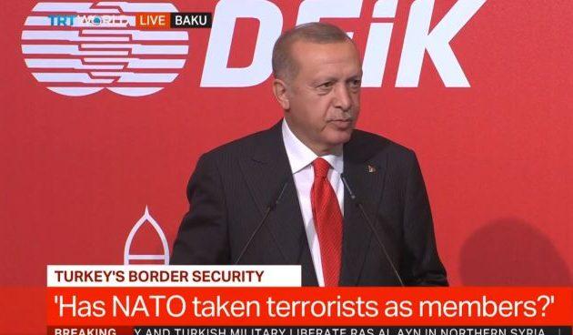 Ερντογάν και Παντουρκισμός: «Οι Τούρκοι είμαστε 300 εκ. – Έξι κράτη ένα έθνος»