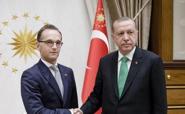 Δεν υπολογίζει κανέναν ο Ερντογάν – «Δεν έχεις ιδέα από πολιτική» είπε στον Γερμανό ΥΠΕΞ