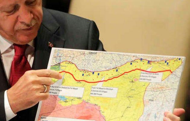 Οι Κούρδοι δηλώνουν ότι έρχονται 4 χρόνια ολοκληρωτικού πολέμου με την Τουρκία