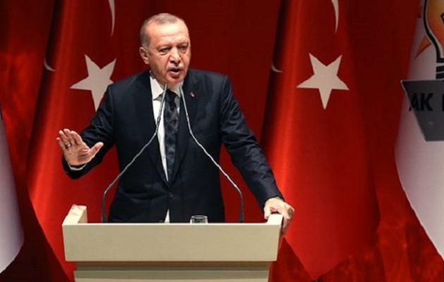Παραληρεί και πάλι ο Ερντογάν: Θα συντρίψουμε τα κεφάλια των Κούρδων – Αναφορές και στην Κύπρο