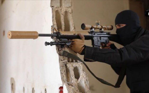 Ισλαμικό Κράτος: Ελεύθεροι σκοπευτές της οργάνωσης τρομοκρατούν χωριά στο αν. Ιράκ