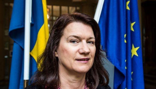 Η Σουηδία θα ζητήσει από την ΕΕ να επιβληθεί εμπάργκο όπλων στην Τουρκία