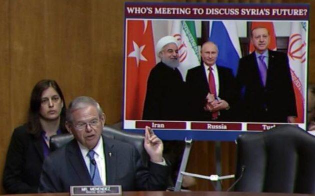 Ο Μενέντεζ ζήτησε τη συνομιλία Τραμπ-Ερντογάν: «Πρέπει να καταλάβουμε εάν μια άλλη προδοσία πραγματοποιήθηκε»