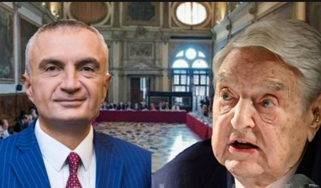 «Η Αλβανία προτεκτοράτο του Τζορτζ Σόρος» λέει ο πρόεδρος Ιλίρ Μέτα