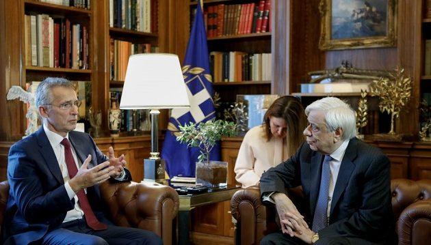 Παυλόπουλος: Επικίνδυνες και αυθαίρετες οι πολεμικές επιχειρήσεις της Τουρκίας στη Συρία
