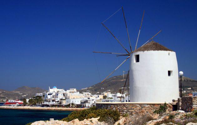 Τρία ελληνικά νησιά στα πέντε κορυφαία της Ευρώπης