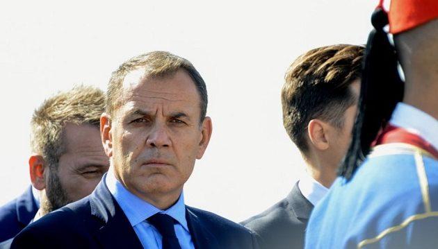 Παναγιωτόπουλος: Οι Ένοπλες Δυνάμεις είναι ισχυρές – Δεν θα περάσει κανένας επιβουλέας