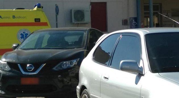 Δήμαρχος «έφαγε» κλήση γιατί πάρκαρε σε θέση ΑμΕΑ