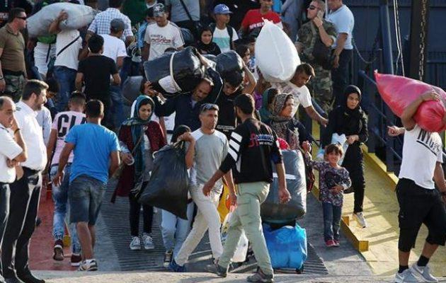 Δημοσκόπηση: Το 70% δεν εμπιστεύεται την κυβέρνηση στο μεταναστευτικό