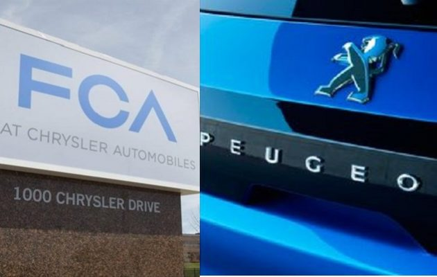WSJ: Συμφώνησαν στη συχώνευση Fiat Chrysler- Peugeot
