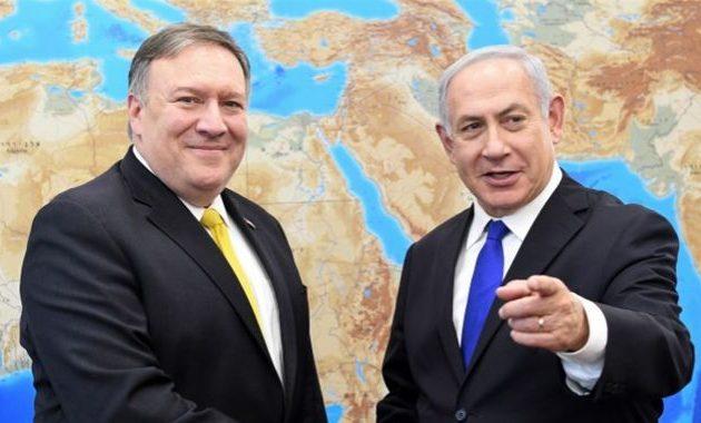 Ο Μάικ Πομπέο επισκέπτεται το Ισραήλ στις 13 Μαΐου