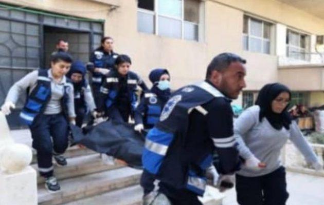 Οι Τούρκοι βομβάρδισαν αρτοποιείο στο Καμισλί – Δύο νεκροί και έξι τραυματίες