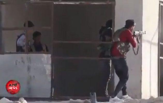 Εκκενώνονται προσφυγικοί καταυλισμοί στη βόρεια Συρία – Τους βομβάρδισε ο Ερντογάν