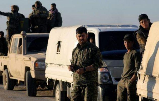 Οι Κούρδοι μαχητές εκκένωσαν τη Ρας Αλ Αΐν