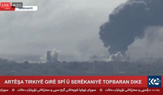 Τρεις χιλιάδες τζιχαντιστές και Τούρκοι επιτίθενται στη Ρας Αλ Αΐν – Άγριες οδομαχίες