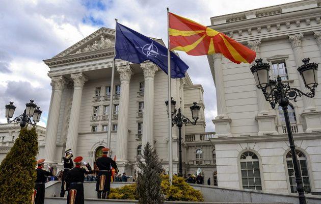 Αμερικανική Γερουσία: Συντριπτικό «Ναι» για ένταξη της Βόρειας Μακεδονίας στο ΝΑΤΟ