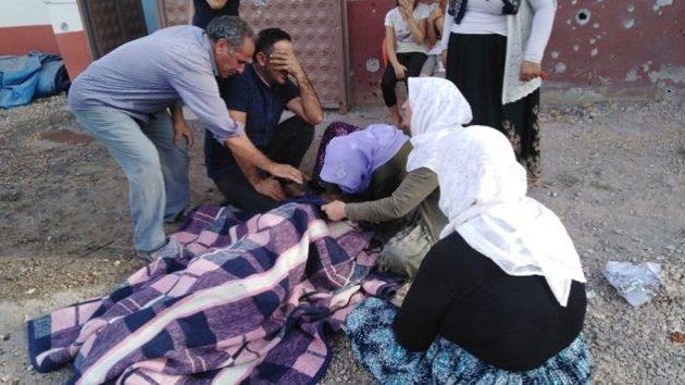Δύο νεκροί και δύο τραυματίες στην τουρκική πόλη Σουρούτς από βλήμα όλμου