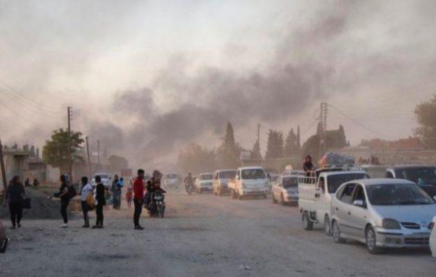 Χάος στο συριακό Κουρδιστάν – Έκλεισε το μοναδικό νοσοκομείο – 70.000 εκτοπισμένοι