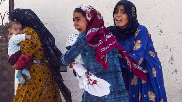 60.000 άμαχοι έφυγαν από τα σπίτια τους για να γλιτώσουν από τις τουρκικές ορδές στο συριακό Κουρδιστάν