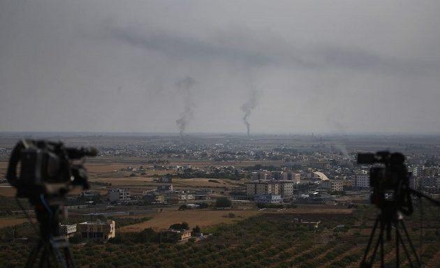 Οι Κούρδοι αποχώρησαν από τη ζώνη ασφαλείας στη βορειανατολική Συρία