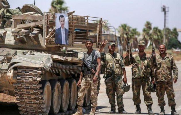 Κουρδικές πηγές: Ο έλεγχος των συνόρων στον Άσαντ – Για τα άλλα συζητάμε