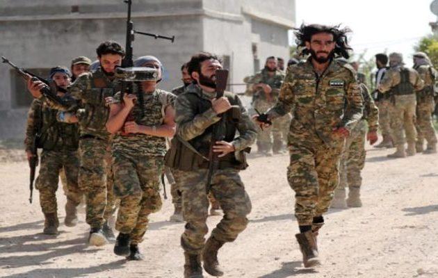 Το Ισλαμικό Κράτος επέστρεψε στην Τελ Αμπιάντ υπό τουρκική προστασία