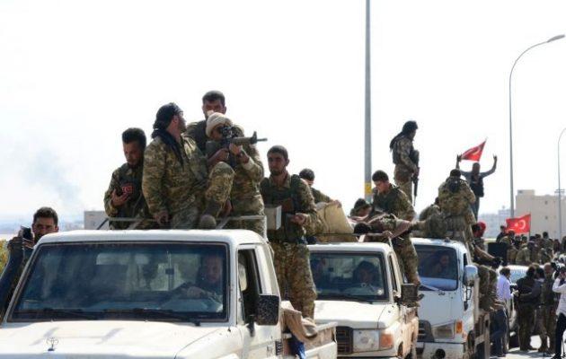 O Λευκός Οίκος απαιτεί παράταση της εκεχειρίας στη Συρία