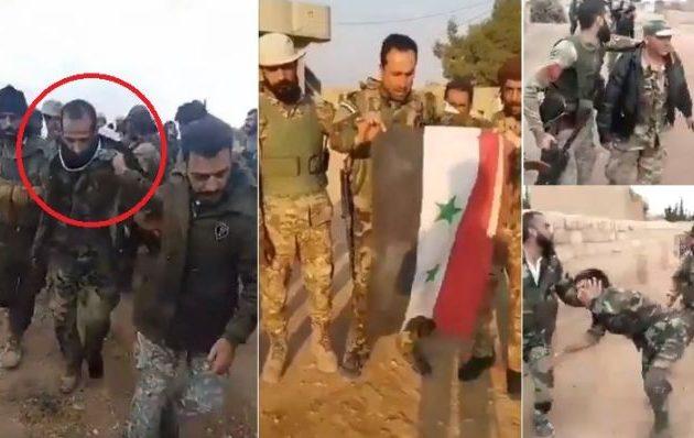 Οι Τούρκοι αιχμαλώτισαν 18 Σύρους στρατιώτες (βίντεο)