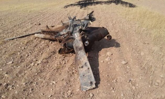 Κούρδοι (SDF): Καταρρίψαμε τουρκικό ελικόπτερο Sikorsky