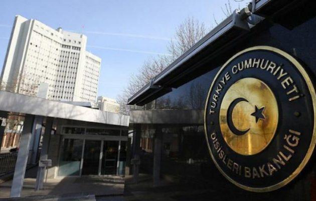 Ακατάληπτη νοητική σύγχυση στο τουρκικό ΥΠΕΞ – Με παράφρονα ανακοίνωση απάντησαν στον Δένδια