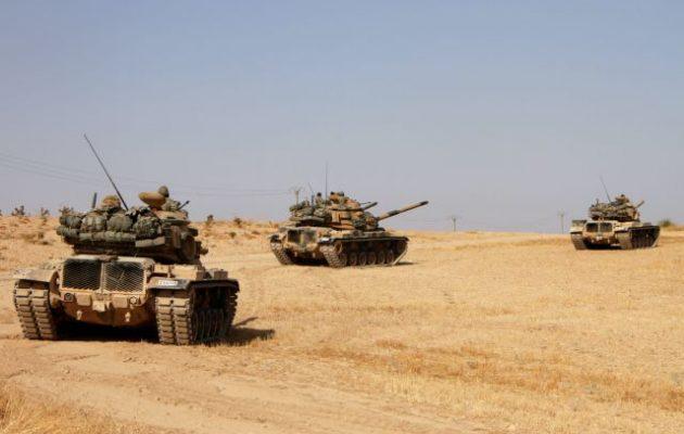 Ο Ερντογάν ανακοίνωσε επίθεση του τουρκικού στρατού στη Μανμπίτζ