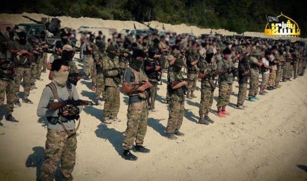 13.000 Τουρκομογγόλοι με 200 ντρον ετοιμάζονται για μάχη στη Λαοδίκεια