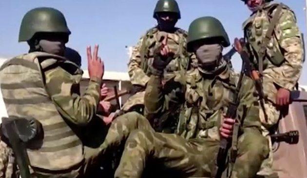Η Τουρκία υποστηρίζει ότι δεν θα συνεχίσει την τρίτη εισβολή στη Συρία