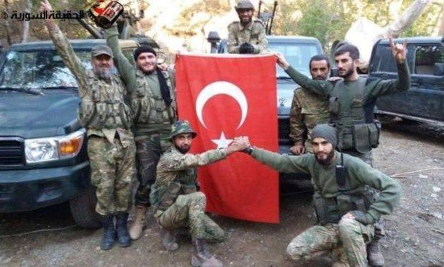 Οι Τούρκοι «ψάχνονται» για συνέχιση της τρίτης εισβολής τους στη Συρία