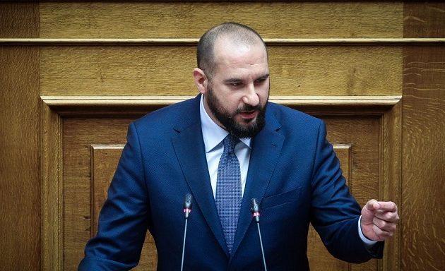 Τζανακόπουλος: Υπουργός εργοδοσίας ο Βρούτσης – Κάνει το χατίρι του ΣΕΒ