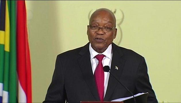 Στο σκαμνί για ξέπλυμα και απάτη ο πρώην πρόεδρος της Νότιας Αφρικής