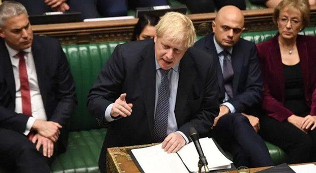 Νέο χαστούκι της Βουλής στον Τζόνσον για το Brexit