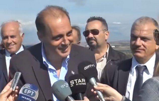 Βελόπουλος κατά βουλευτή του: Δεν θέλω υποβολέα – Μπορώ και μόνος μου (βίντεο)