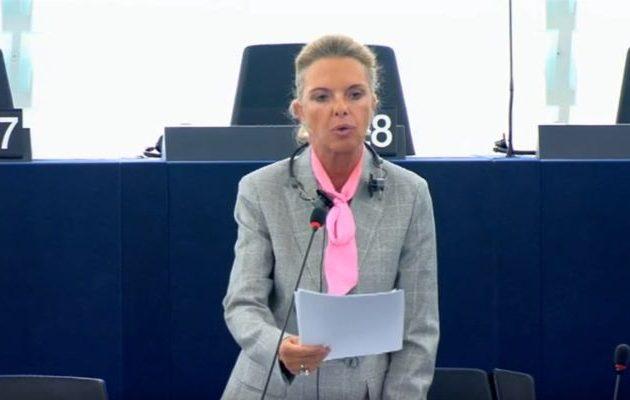 Ελίζα Βόζεμπεργκ: «Άμεσα στοχευμένες οικονομικές κυρώσεις στην Τουρκία»