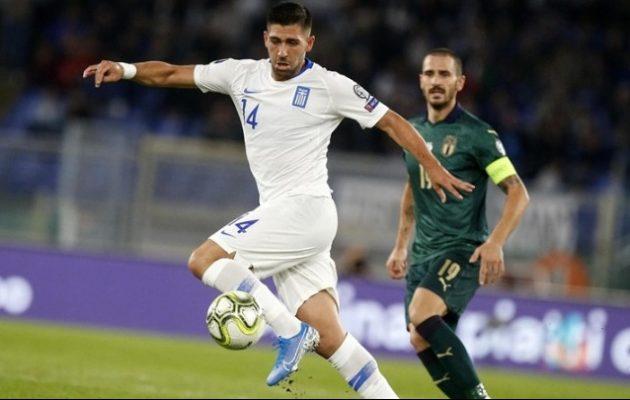 Προκριματικά Euro 2020: Νέα ήττα για την Εθνική Ελλάδος 2-0 από την Ιταλία