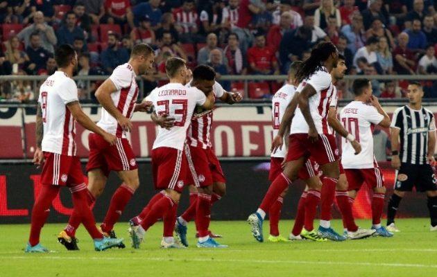 Super League: Ολυμπιακός-ΟΦΗ 2-1