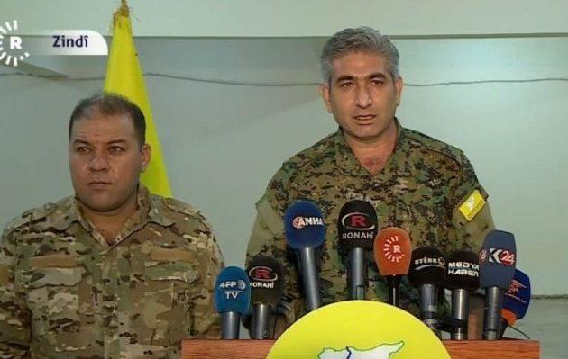 Αρχιστράτηγος Κούρδων: Δεν θέλουμε να πολεμήσετε μαζί μας – Μόνο κλείστε τον εναέριο χώρο