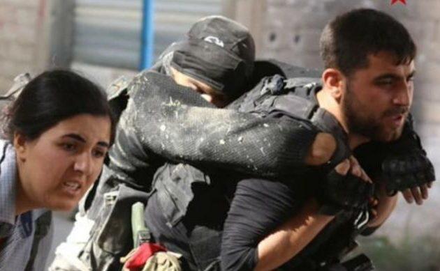 218 νεκροί και 635 τραυματίες άμαχοι από τις τουρκικές επιθέσεις στη Συρία