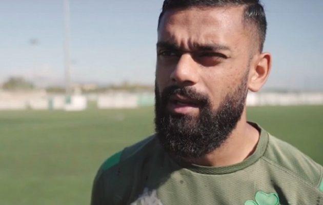 Ζαχίντ στον ΟΠΑΠ για το ντέρμπι με την ΑΕΚ: «Ο Παναθηναϊκός θα βελτιώνεται συνέχεια» (βίντεο)
