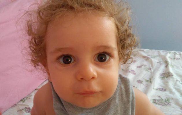 Σήμερα Πέμπτη θα κάνει την πειραματική θεραπεία ο μικρός Παναγιώτης-Ραφαήλ (βίντεο)